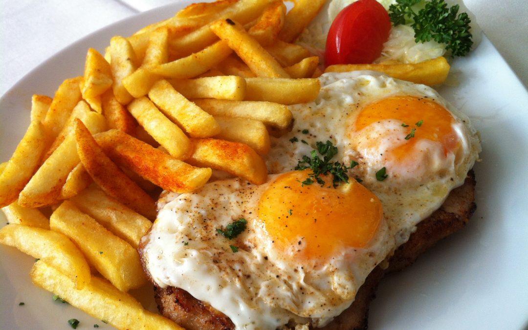 Schnitzel »Holsteiner Art«